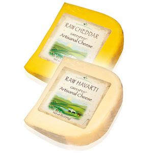 Picture of GreenFed Cheddar Reserve Havarti Reserve (1 lb of each)