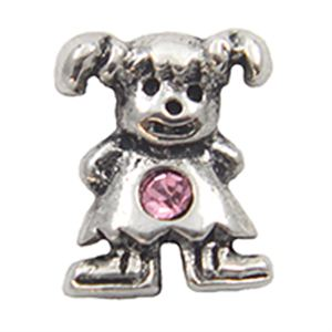 Picture of October Girl Birthstone Charm